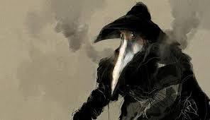 real plague doctor mask anatomy of 14th century bubonic plague hazmat suits mental floss