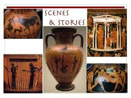 Francois Vase Ancient Greek Vases