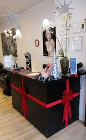Home Salon Decor 9 Best Holiday Salon Displays With Unite Hair Images On Pinterest
