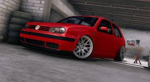 volkswagen golf stance virtual stance works volkswagen golf mk4