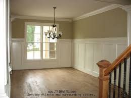 dining room trim ideas professional carpentry trim and cabinets in atlanta various