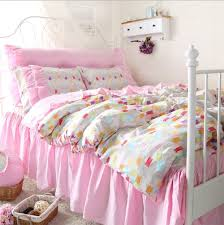 girls double bedding girls twin bedding blue bedding sets for teenage girls auvoau