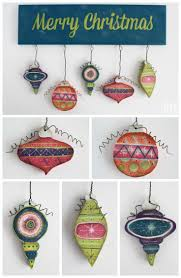 320 best diy christmas ornaments images on pinterest christmas