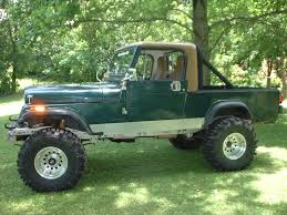 jeep scrambler lifted cj8 scramblers jeepforum com