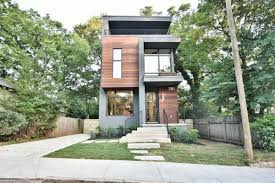 House Plan 1761 Square Feet 57 Ft by Brand New Modern In East Atlanta Listed At 710k Curbed Atlanta