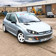 peugot 206 peugeot 206 gti track car may swap motocross bike in