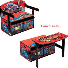 bureau cars disney disney cars opbergbankje met bureau en andere meubels verkrijgbaar
