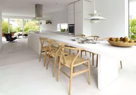 modele de cuisine ouverte sur salle a manger cuisine américaine optez pour un espace de vie convivial grâce à