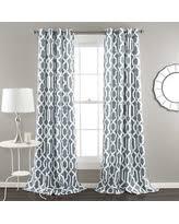 surprise savings on navy blue blackout curtains