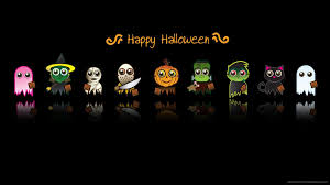 hd halloween wallpapers 1080p hd halloween cute characters wallpaper