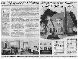 1928 wardway kit home the maywood quaint english cottage style in