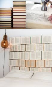 best 25 book headboard ideas on pinterest book wall pallet