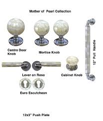 mother of pearl cabinet knobs handcraftedcollection gallery