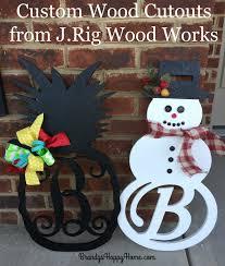 custom wood cutouts by j rig wood works