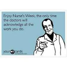 Nurses Week Memes - 10 fun facts quotes for the national nurses week http www