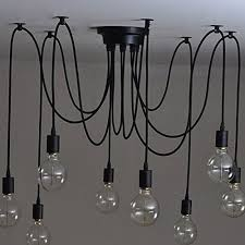 Pendant Light Socket Lemonbest Vintage E27 Industrial Fixture Retro Pendant Light