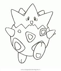 pokemon coloring pages togepi cool pokemon togepi in eggshell coloring page