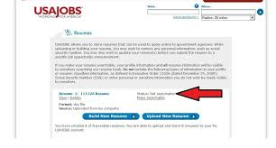 usajobs resume resume sle templates for resume http usajobs