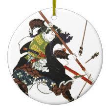59 samurai ceramic ornaments zazzle ca