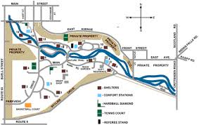 of akron map akron falls park map erie county parks recreation and forestry