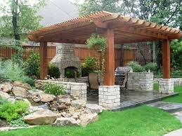 Top Ten Outdoor Patios For Summer And Link Party Pergolas - Gazebo designs for backyards