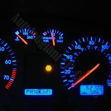honda crv 2009 warning lights on dashboard 10x green white red blue dash t5 led socket instrument panel light
