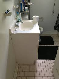 Floor Sink by Before U0026 After A Design Duo U0027s Whole House Overhaul For 15 000