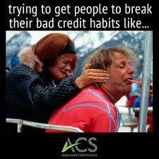 Approved Meme - acs meme 25 break bad habits approved credit score