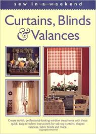 Blinds And Curtains Sew In A Weekend Curtains Blinds U0026 Valances Eaglemoss