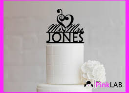 wedding cake toppers theme mr and mrs cake topper note cake topper wedding musical