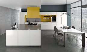cuisine jaune et grise cuisine jaune et grise cuisine jaune du dans la dco les