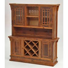 stony brooke entry way hutch with wine rack and wine glass