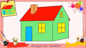 casa disegno disegni di casa come disegnare una casa facile per bambini