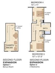 Floor Plan For Bungalow House Plan 30504 At Familyhomeplans Com