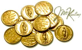 arras de oro wedding unity coins