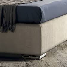 sofa bed with storage box double bed with storage and reclining headboard aladin 140x190 cm