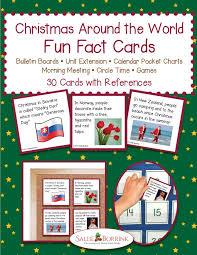around the world fact cards sallieborrink