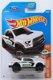 Ford Raptor Model Truck - 17 ford f 150 raptor model trucks hobbydb