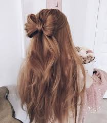 hair bow with hair 20 hairstyles for weddings 7 hair styles