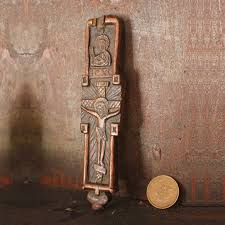 carved wooden crosses carved wooden cross from maramures folk of europe rest of world