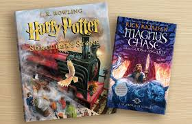 Percy Jackson Barnes And Noble The Illustrated Harry Potter And Rick Riordan U0027s The Sword Of