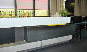 Black Reception Desk Wooden Reception Desk Traditional Stone Black Granite