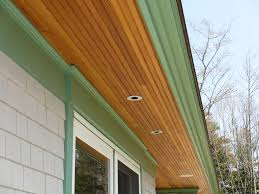 exterior trim and beadboard soffit brit preble flickr
