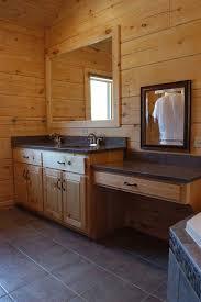 Knotty Pine Vanity Cabinet Reedbuild Com Bathrooms Pine Bathroom Vanities And Cabinets