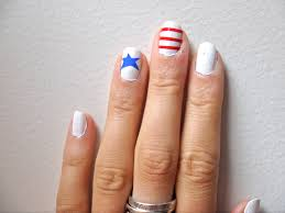 diy american flag nail art pumps u0026 iron