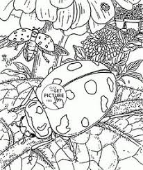 funny autumn coloring pages kids fall leaves printables
