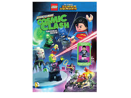 lego movie justice league vs lego dc comics super heroes justice league cosmic clash dvd