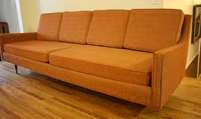 Modern Wooden Sofa Bed Furniture Beige Mid Century Modern Sofa Bed And Mid Century Couch