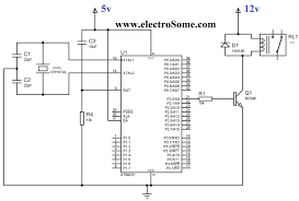 solid state latching relay wiring diagram components