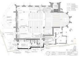 Anglican Church Floor Plan by St Thomas Church Anglican Church In Wells Somerset We Strive